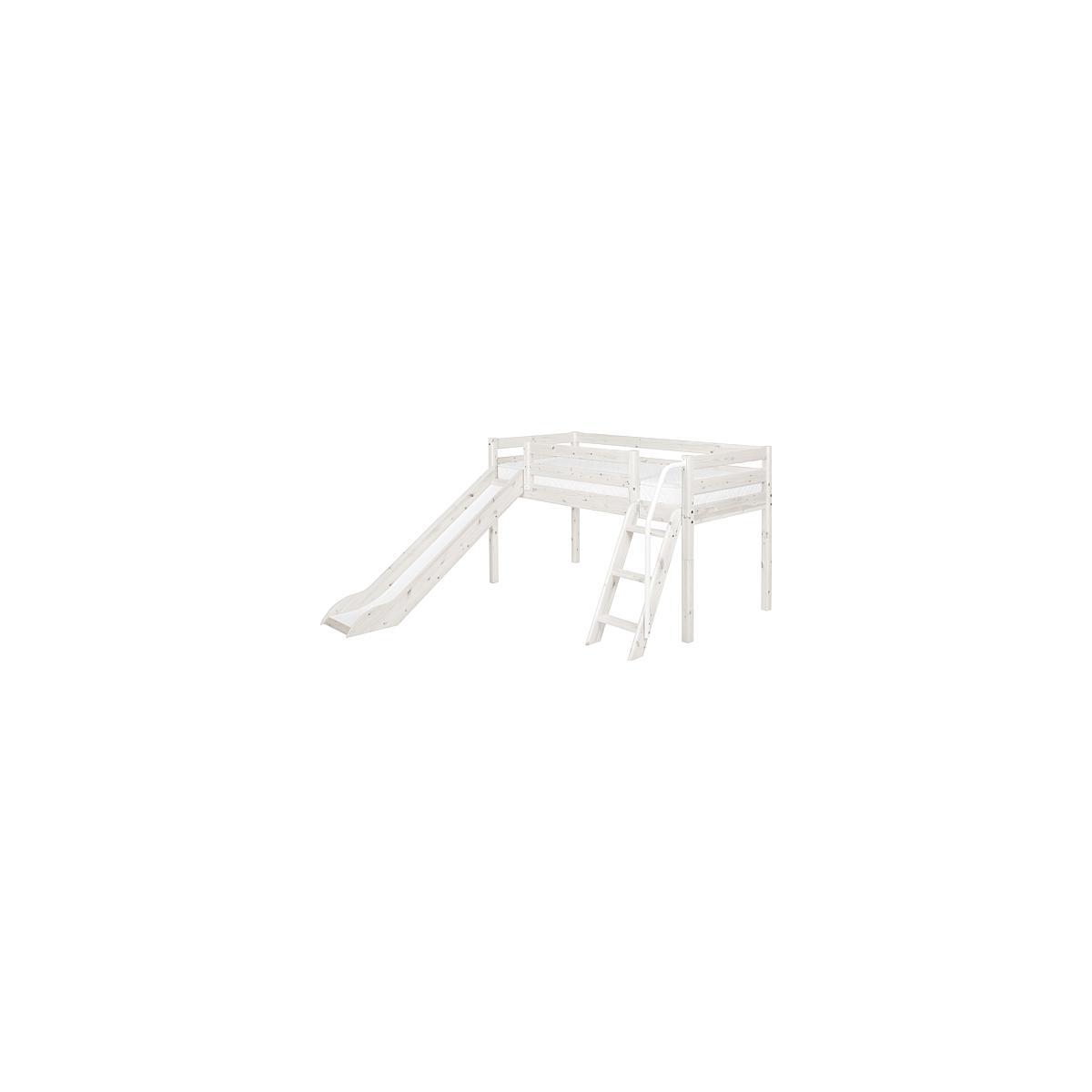 Barrera 1/2 Cama 90x200cm CLASSIC Flexa blanco cal