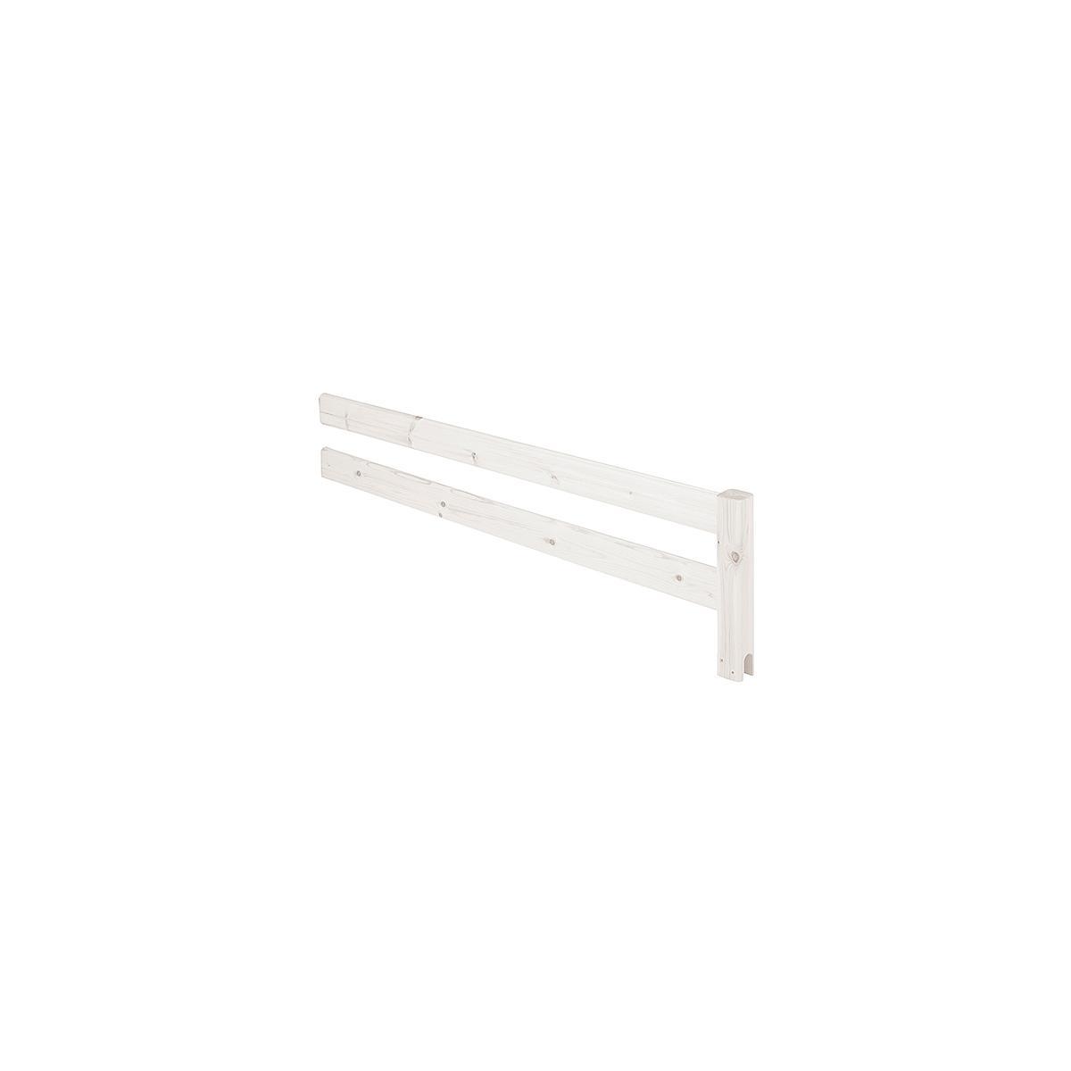 Barrera 3/4 Cama 90x190 CLASSIC Flexa blanco cal