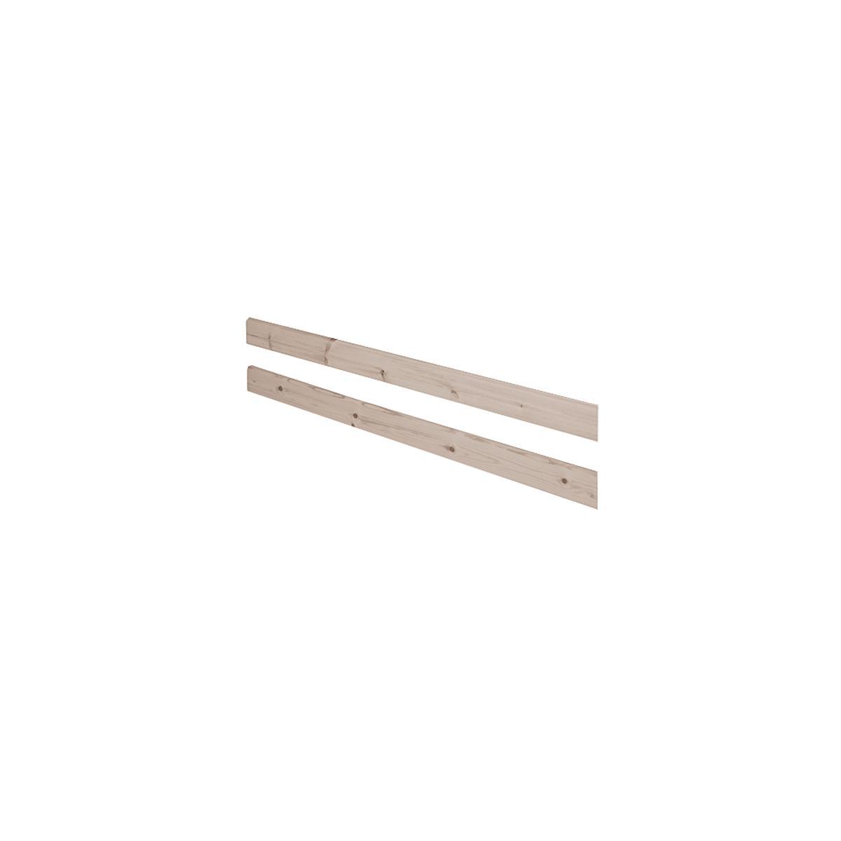 Barrera posterior Cama 190cm CLASSIC Flexa terra