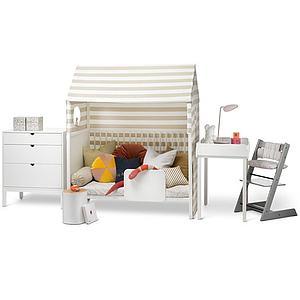 Barrera seguridad cama HOME Stokke