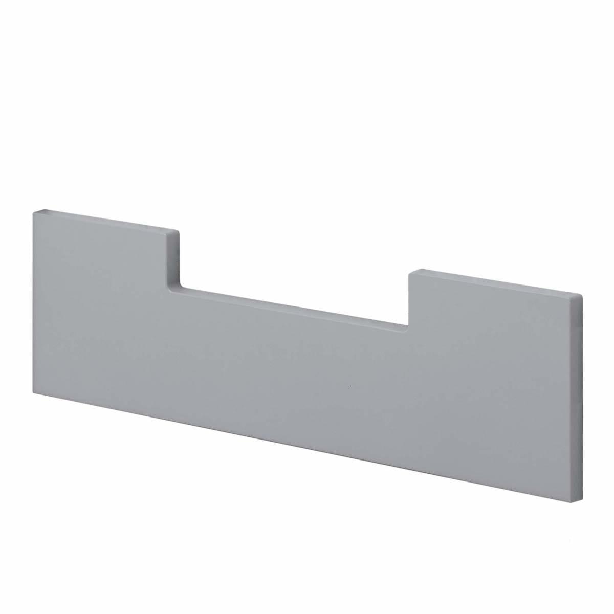 Barrera seguridad cuna 60x120cm Lifetime gris