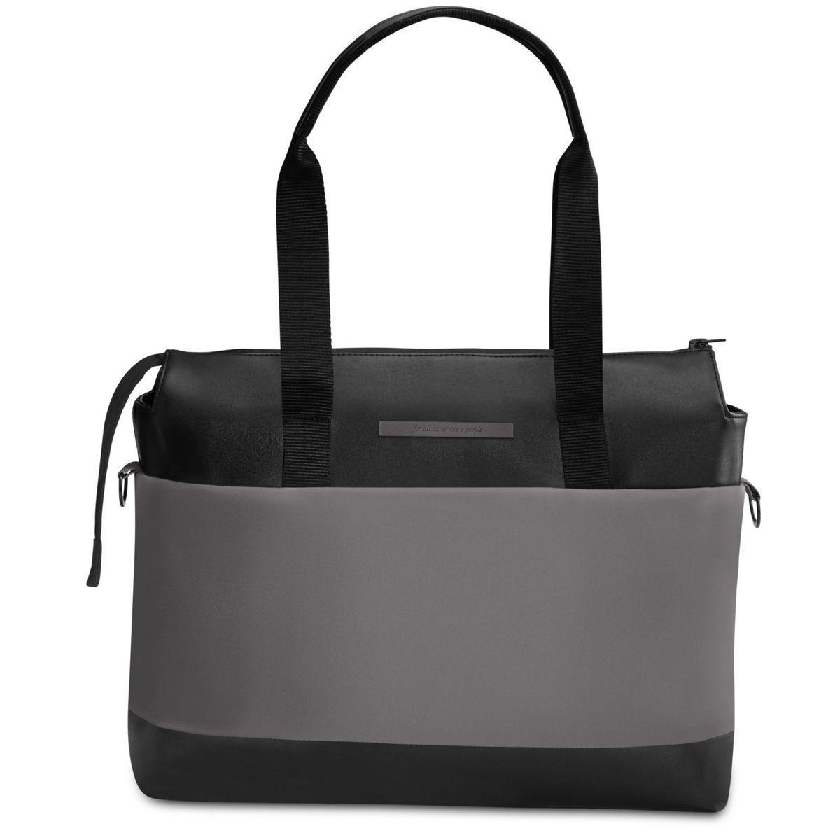 Bolso cambiador MIOS Cybex manhattan grey-mid grey