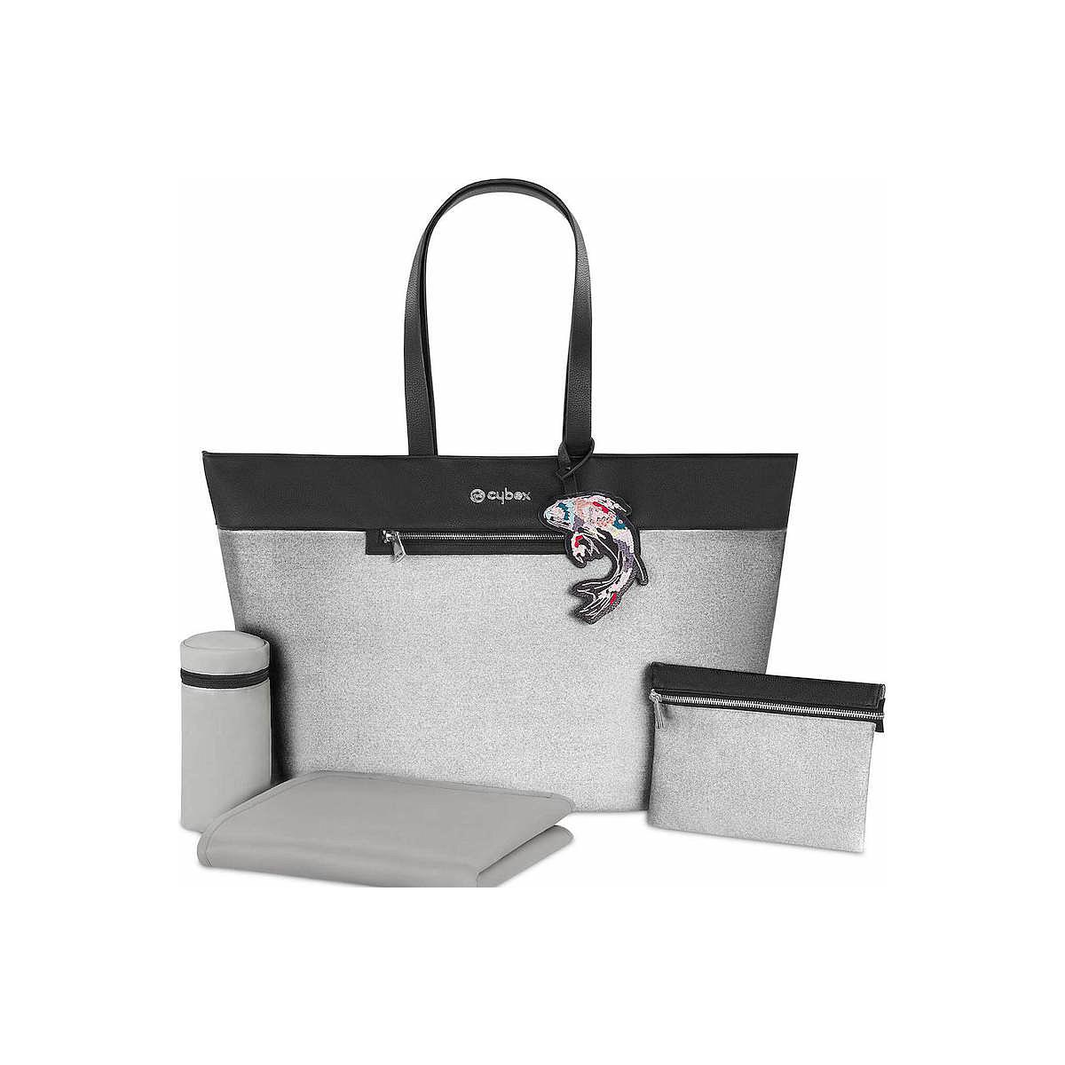 Bolso cambiador PLATINUM Cybex koi-mid grey