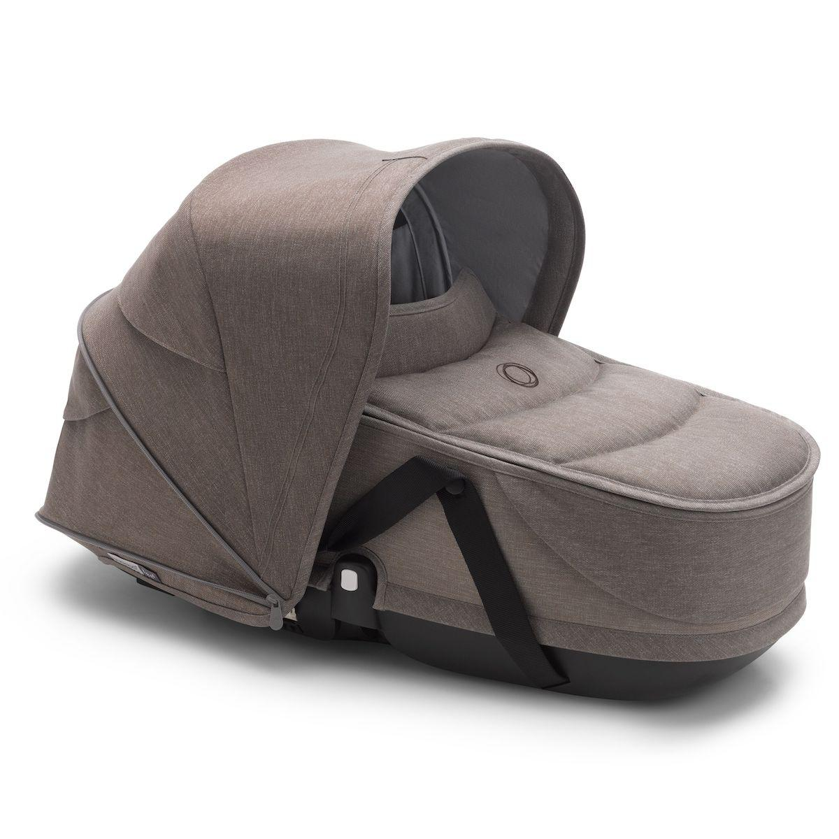 Bugaboo BEE6 capazo completo Mineral taupe