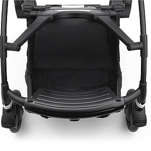 Bugaboo BEE6 carrito completo aluminio-gris melange-negro