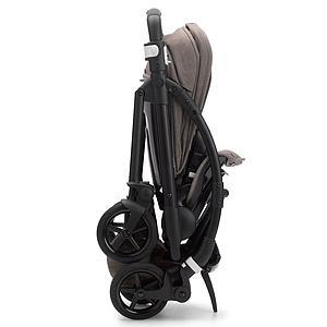 Bugaboo BEE6 MINERAL carrito completo negro-taupe