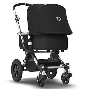 Bugaboo CAMELEON 3 plus carrito completo aluminio-negro