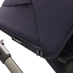 Bugaboo FOX 3 carrito completo Classic grafito-azul marino