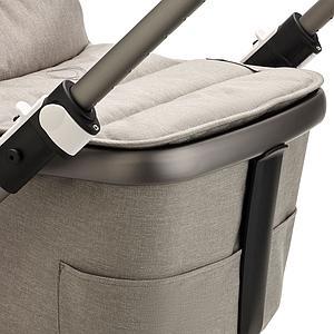 Bugaboo FOX 3 carrito completo Mineral grafito-gris claro
