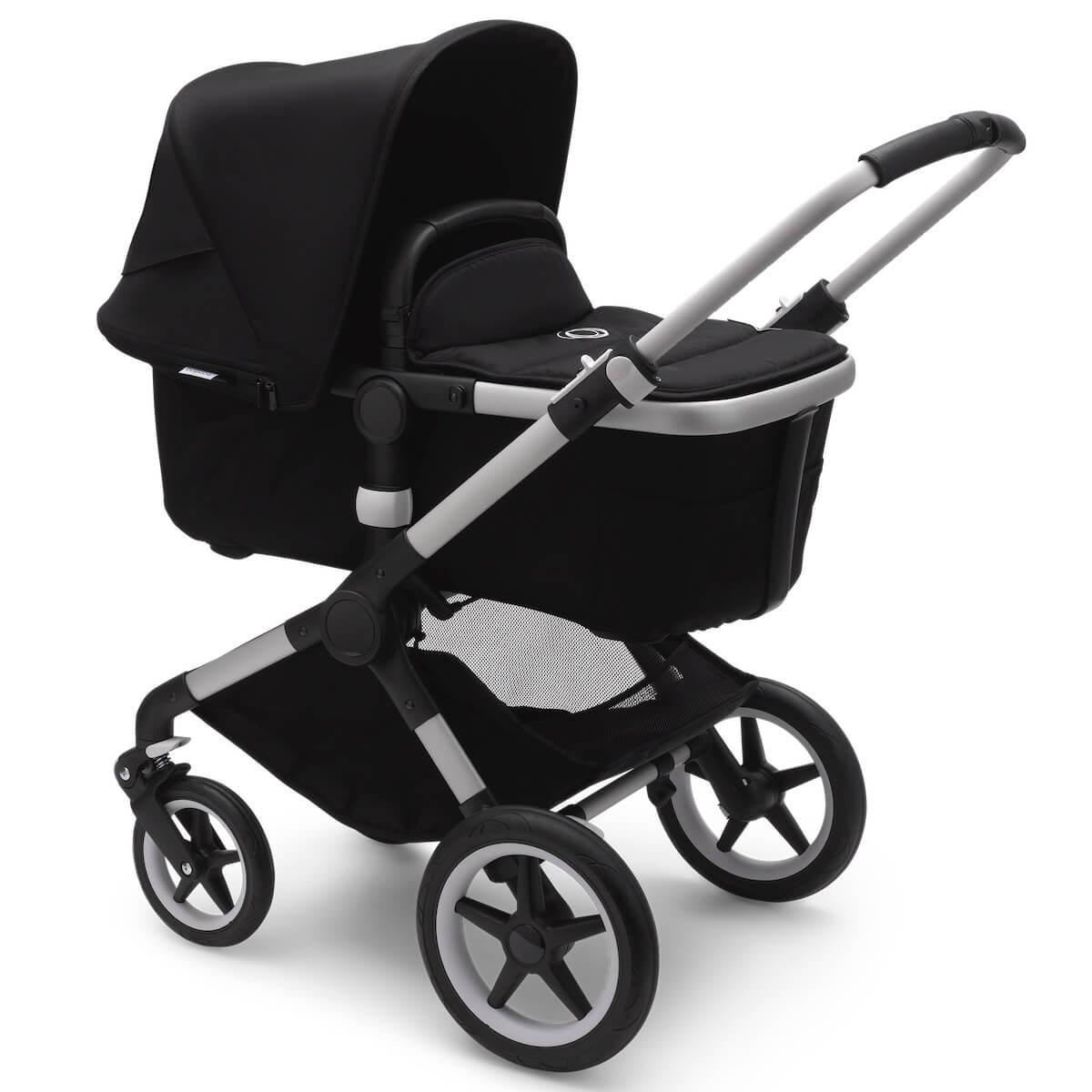 Bugaboo FOX² carrito completo aluminio-negro
