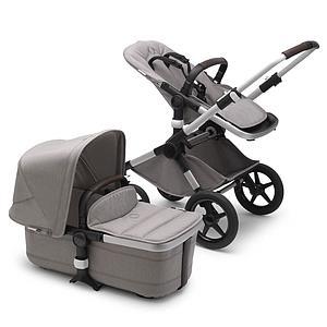 Bugaboo FOX² carrito completo Edición Especial Mineral aluminio-light grey