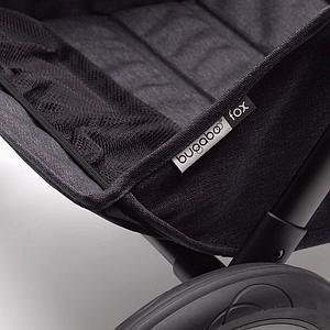Bugaboo FOX² carrito completo Edición Especial Mineral negro-washed black