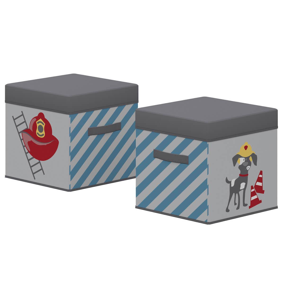 Caja almacenaje LITTLE HEROES Flexa