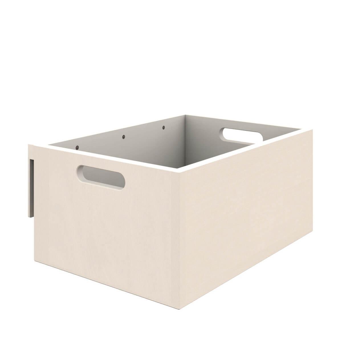 Caja almacenamiento colgante cama DESTYLE de Breuyn haya blanco