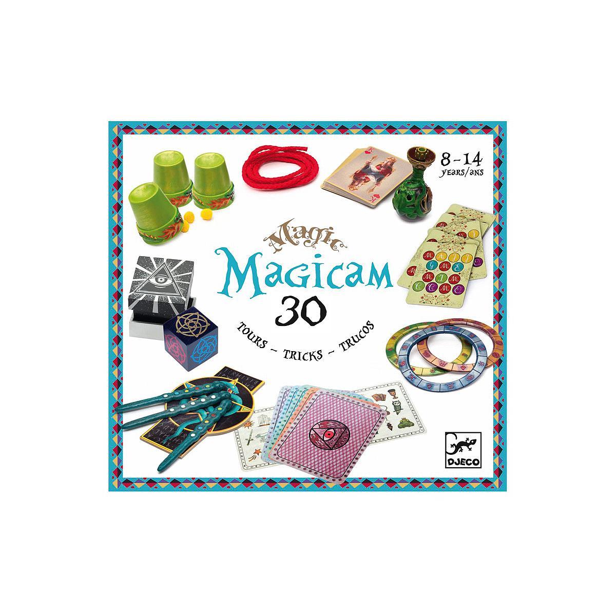 Caja magia 8-14Y MAGICAM Djeco