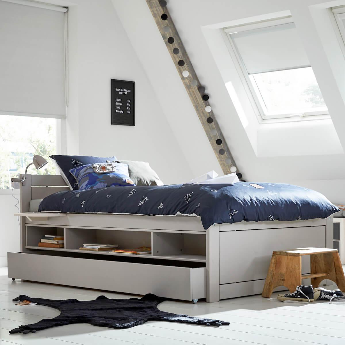Cajón cama cabina 120x200cm Lifetime blanco