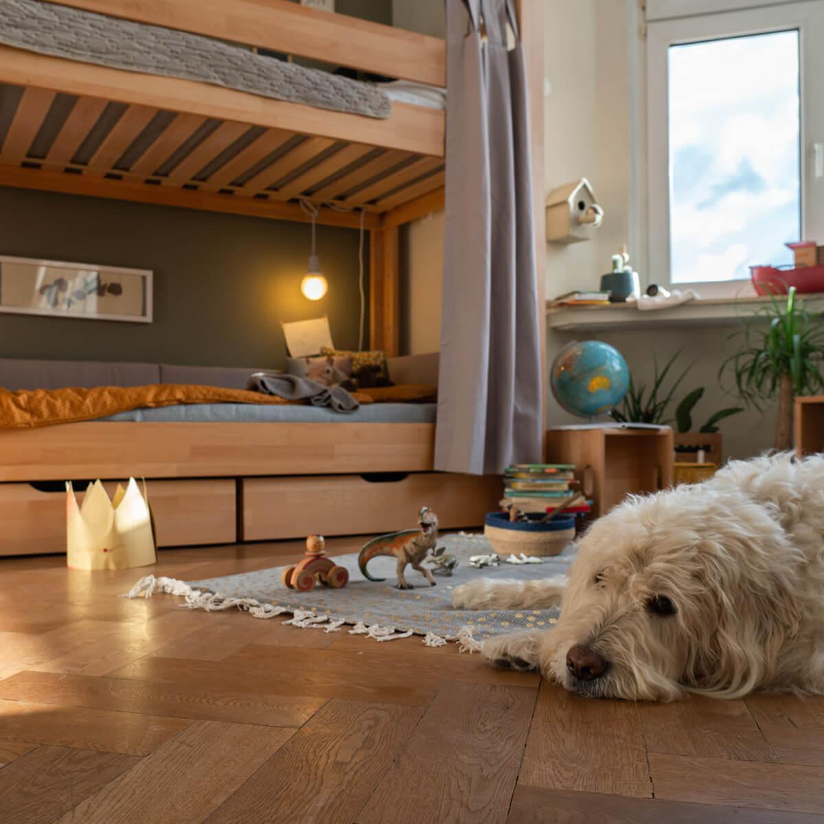 Cajón cama DESTYLE de Breuyn haya aceitada