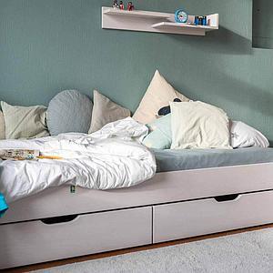 Cajón cama DESTYLE de Breuyn haya blanco