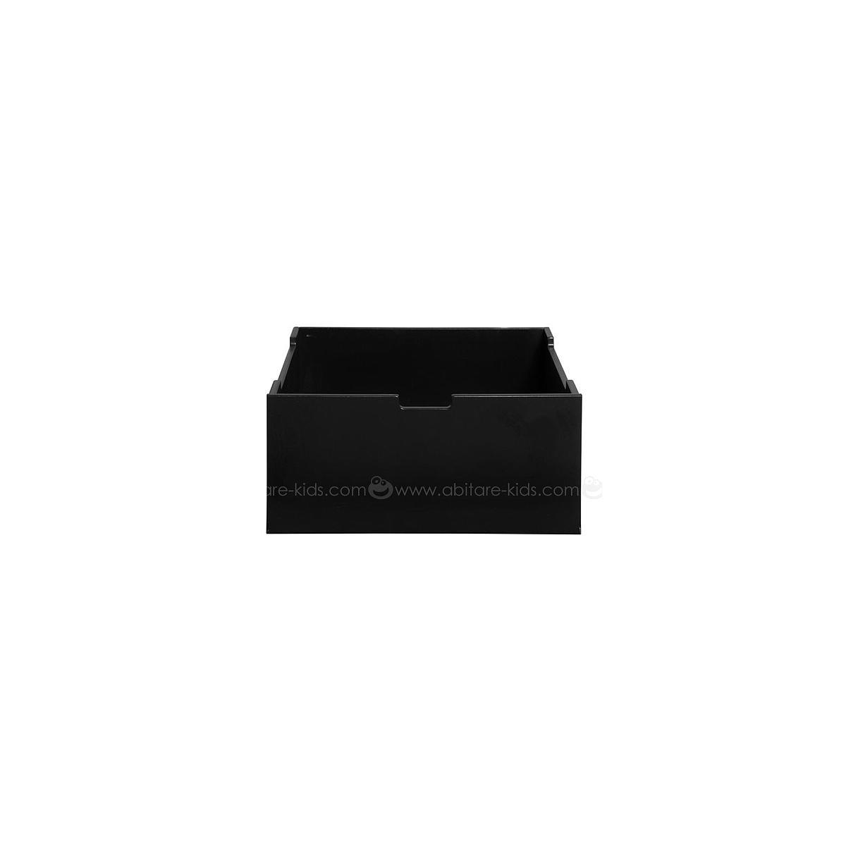 Cajón cómoda-armario MIX & MATCH Bopita Black