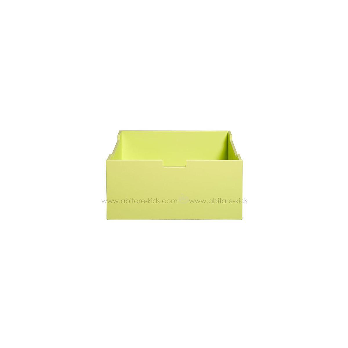 Cajón cómoda-armario MIX & MATCH Bopita Lime