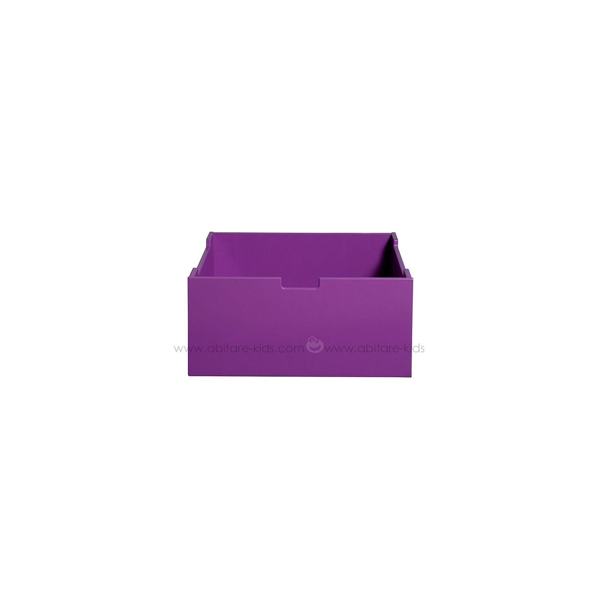 Cajón cómoda-armario MIX & MATCH Bopita Purple