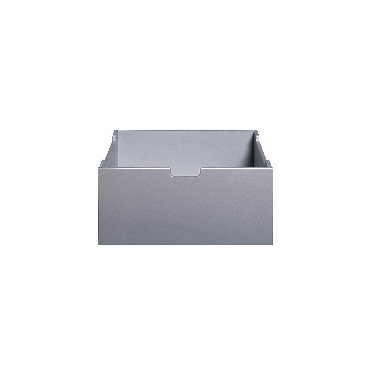 Cajón cómoda-armario MIX & MATCH Bopita Silver