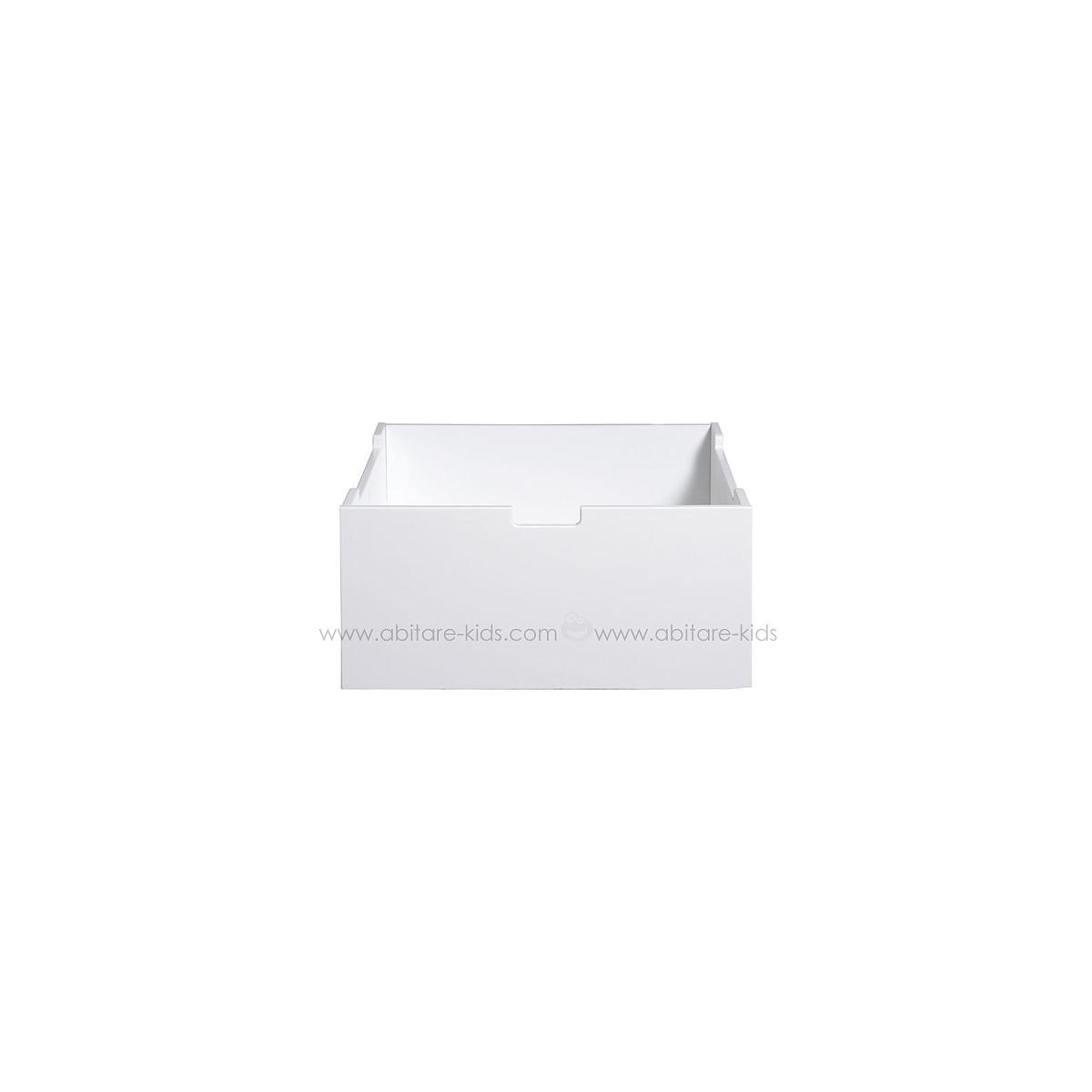 Cajón cómoda-armario MIX & MATCH Bopita White