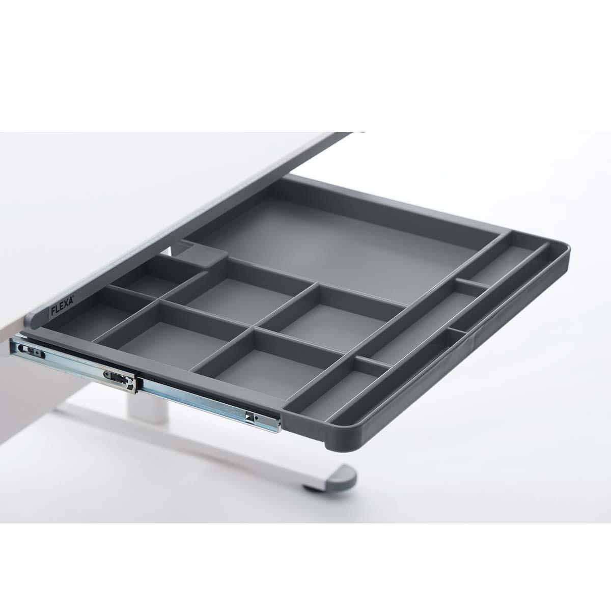 Cajón escritorio EVO Flexa mountain grey