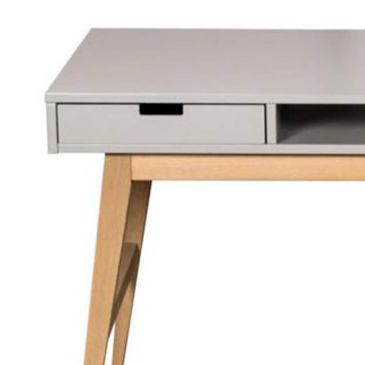 Cajón escritorio-mesita de noche TRENDY Quax griffin grey
