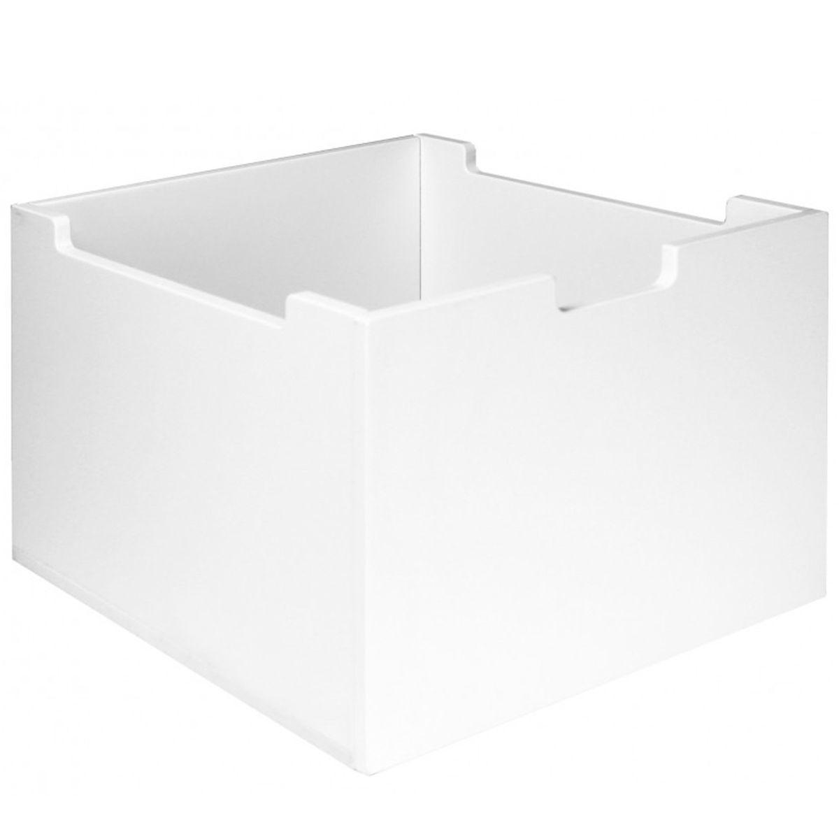 Cajón medio MIX & MATCH Bopita blanco