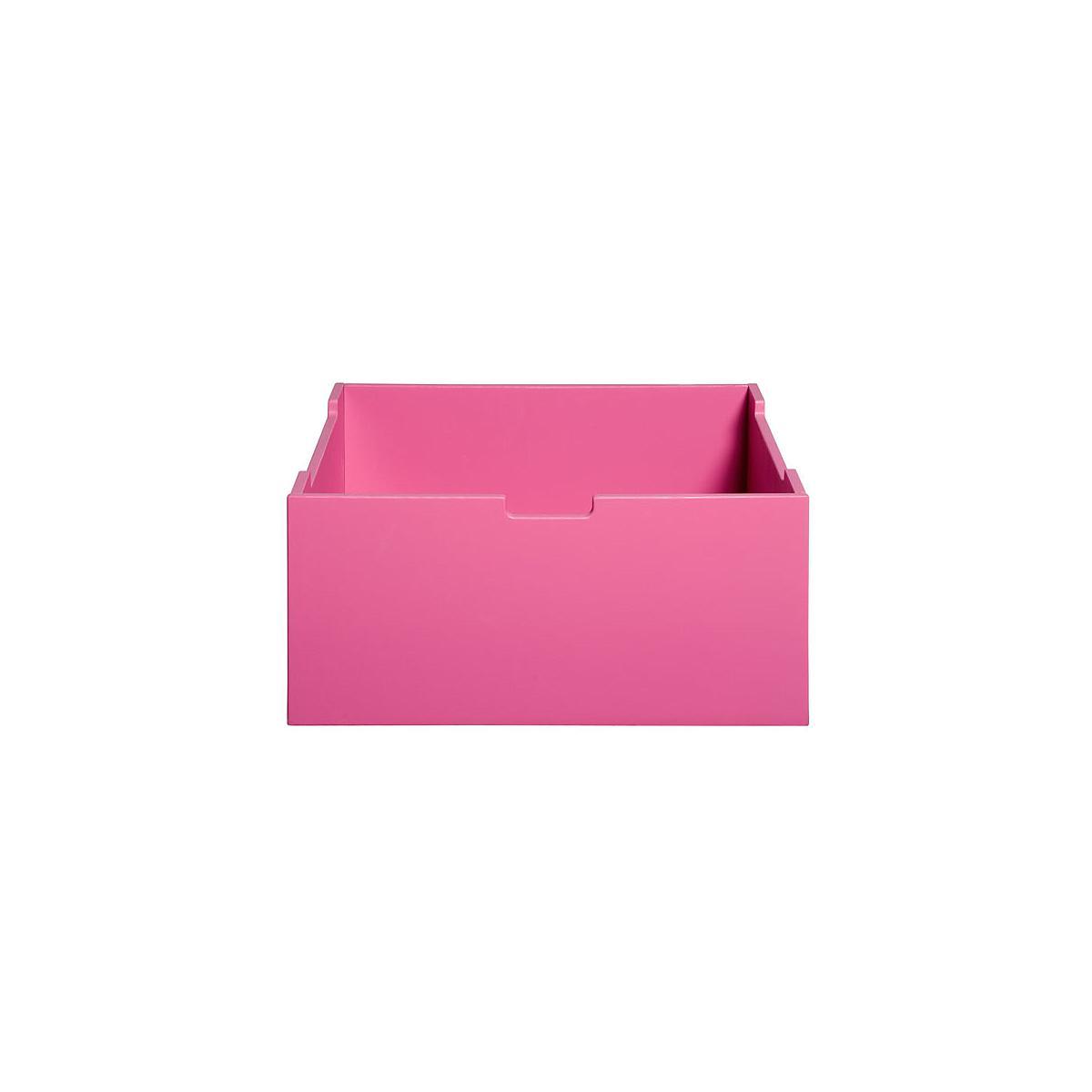 Cajón para cómoda, armario, parque bebé MIX & MATCH Bopita Pink