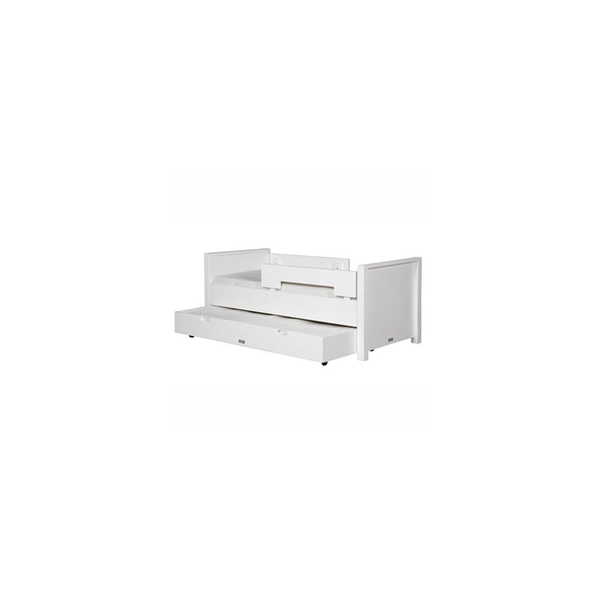 Cama 70x150cm JONNE Bopita blanco