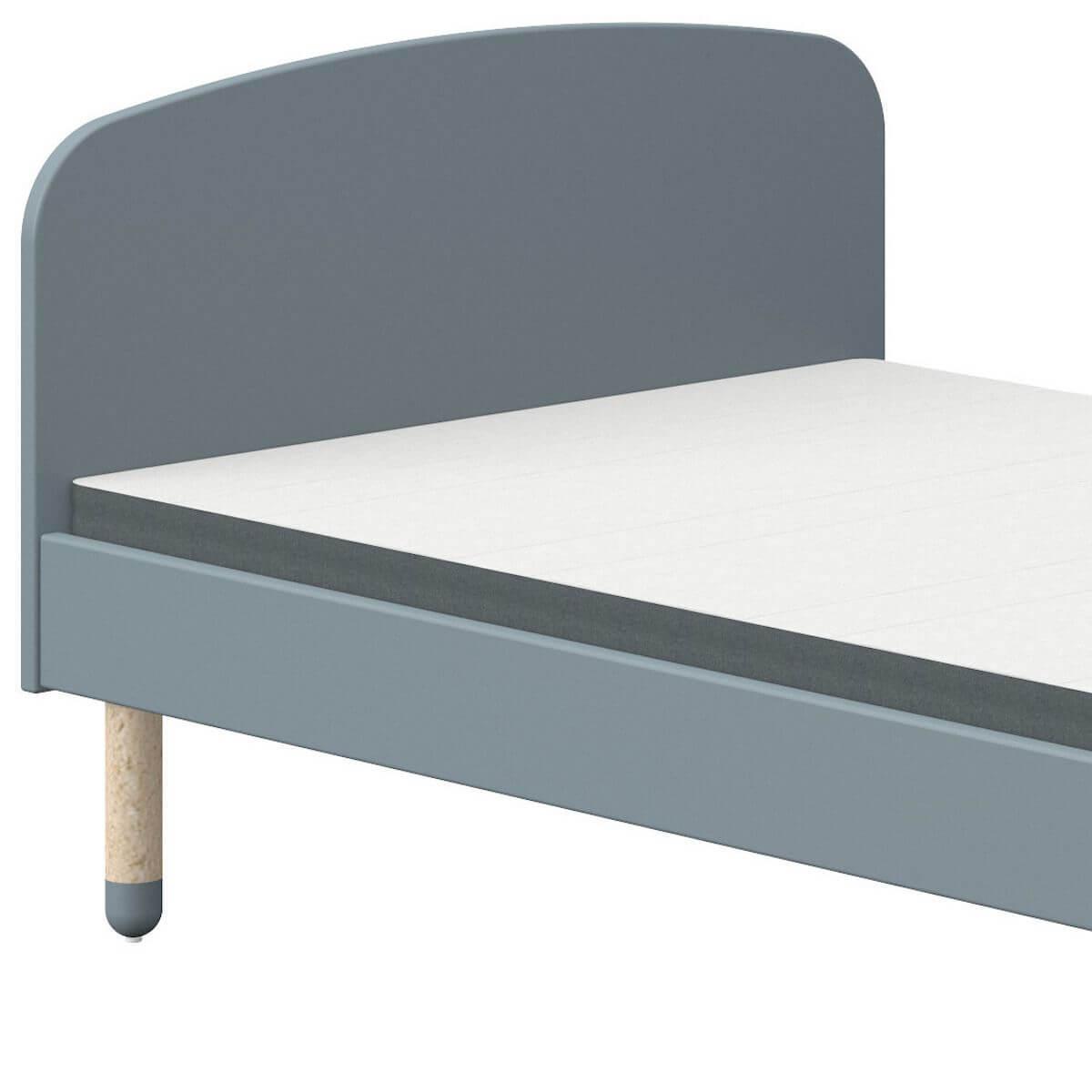 Cama 90x190cm PLAY Flexa azul