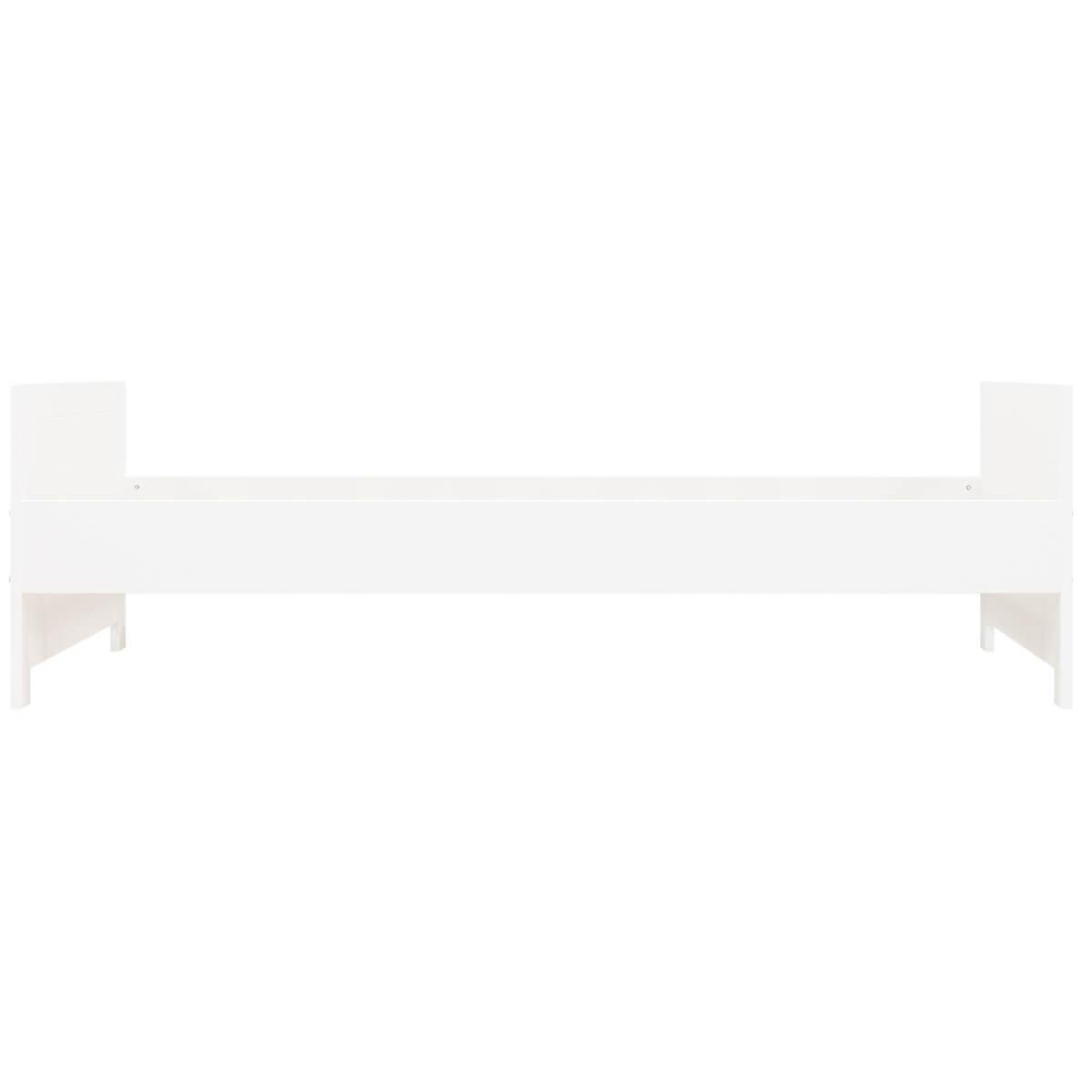 Cama 90x200cm LUCCA Bopita blanco