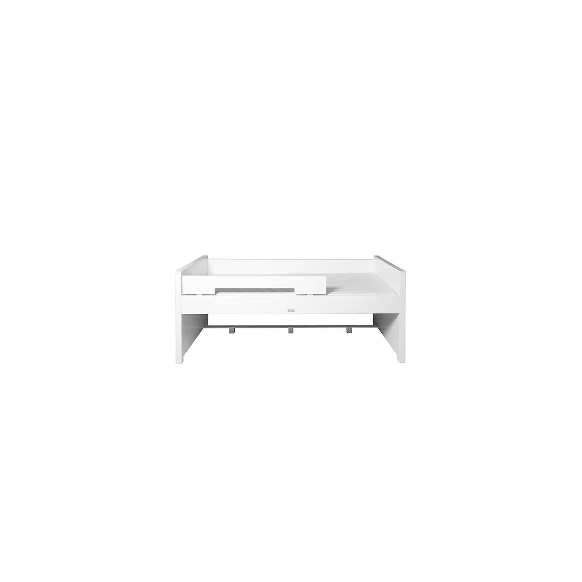 Cama compacta 90x200cm TIMO Bopita blanco