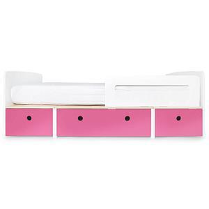 Cama evolutiva 90x200cm COLORFLEX Abitare Kids pink