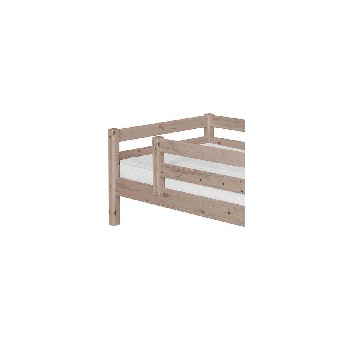 Cama individual barrera 1/2 90x190 CLASSIC Flexa terra