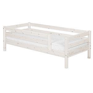 Cama individual barrera 3/4 90x200 CLASSIC Flexa blanco cal