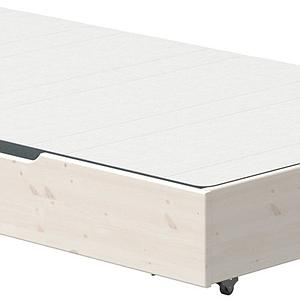 Cama nido 90x190cm CLASSIC Flexa blanco cal