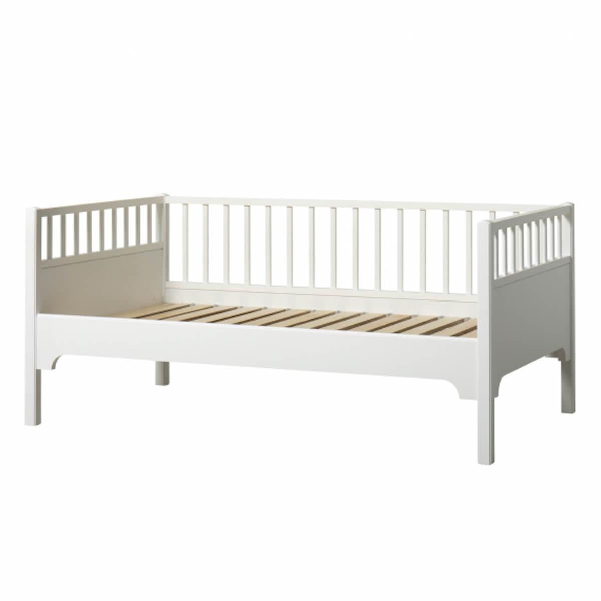Cama-sofá 90x160cm SEASIDE CLASSIC Oliver Furniture blanco