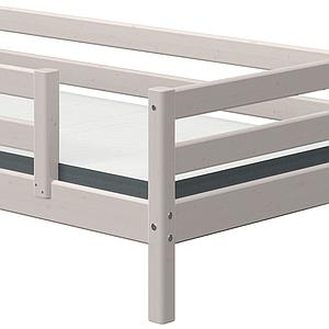 Cama-sofá 90x190cm barrera seguridad CLASSIC Flexa grey washed