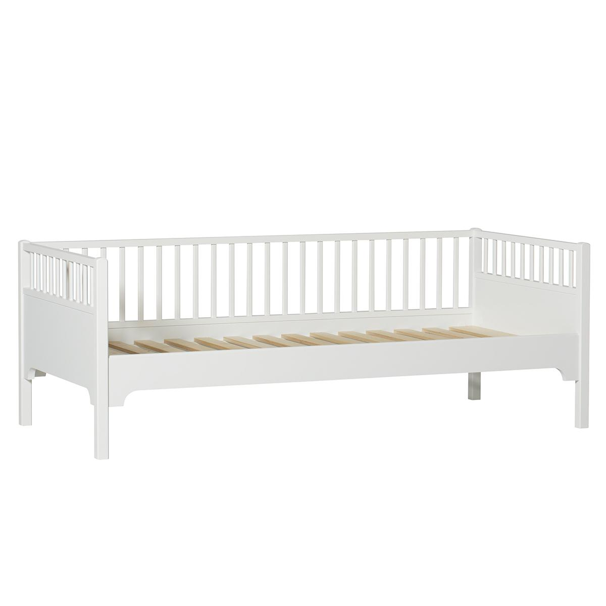 Cama-sofá 90x200cm SEASIDE CLASSIC Oliver Furniture blanco
