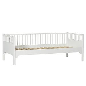 Cama-sofá 90x200cm SEASIDE CLASSIC Oliver Furniture blanco