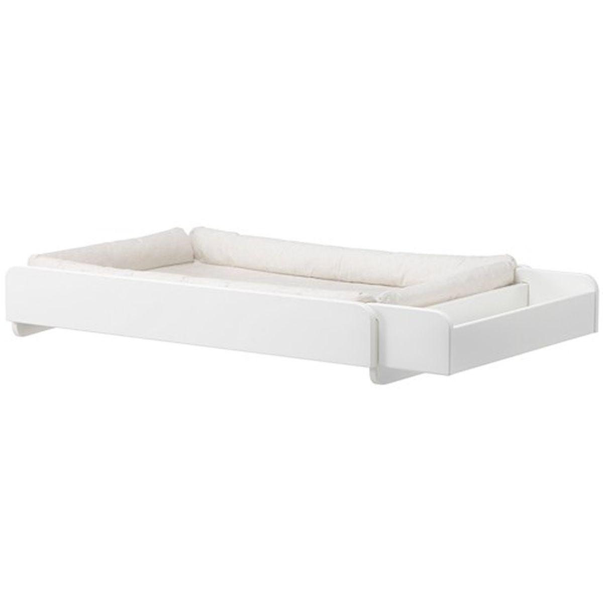 Cambiador-colchón HOME Stokke blanco