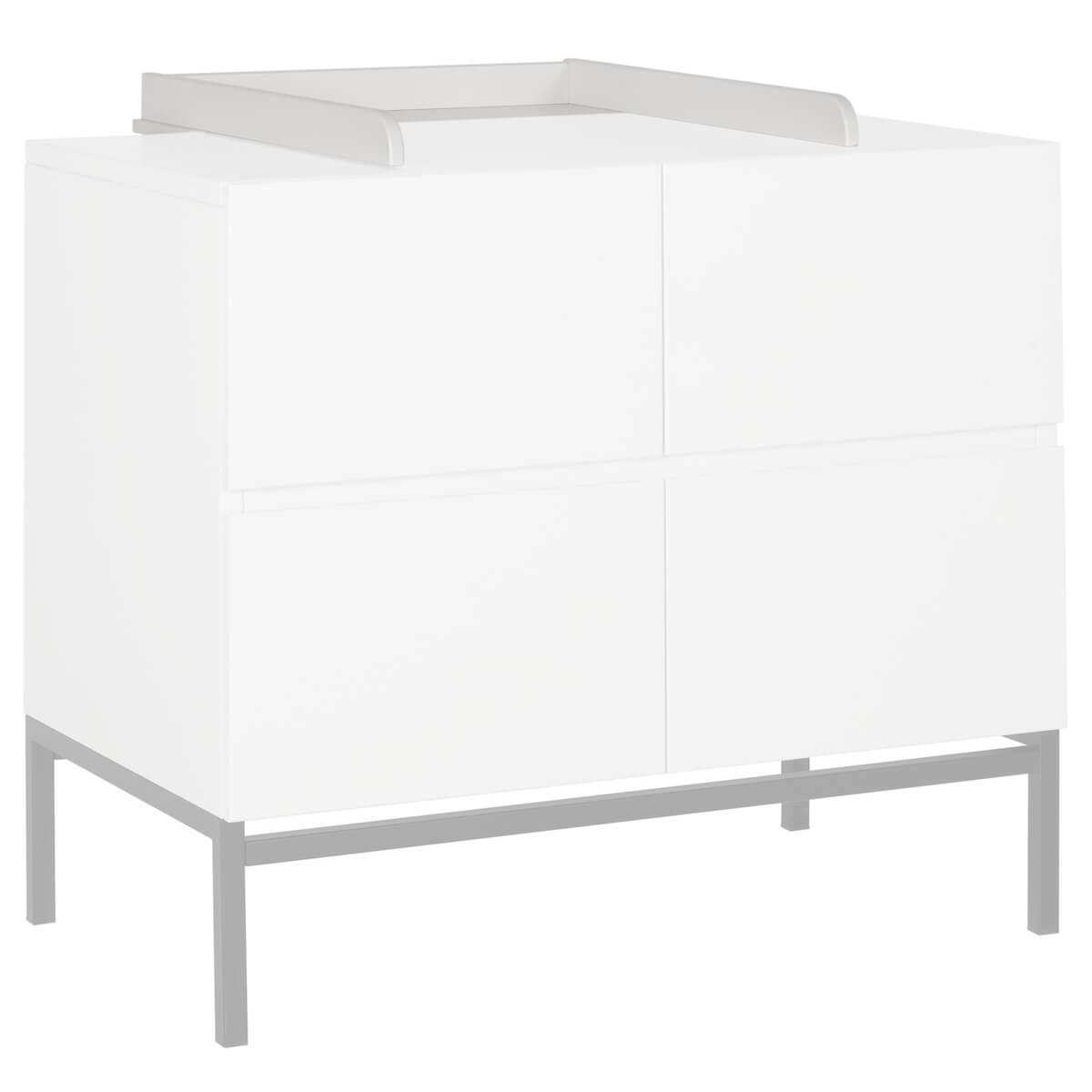 Cambiador cómoda HAVANA Quax blanco