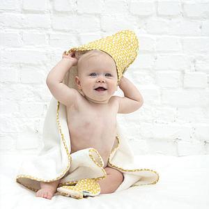 Capa de baño-manopla DIABOLO Trixie