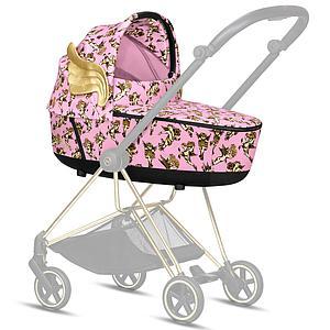 Capazo de luxe MIOS Cybex cherub pink-pink