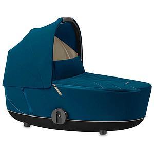Capazo de luxe MIOS Cybex Mountain blue-turquoise