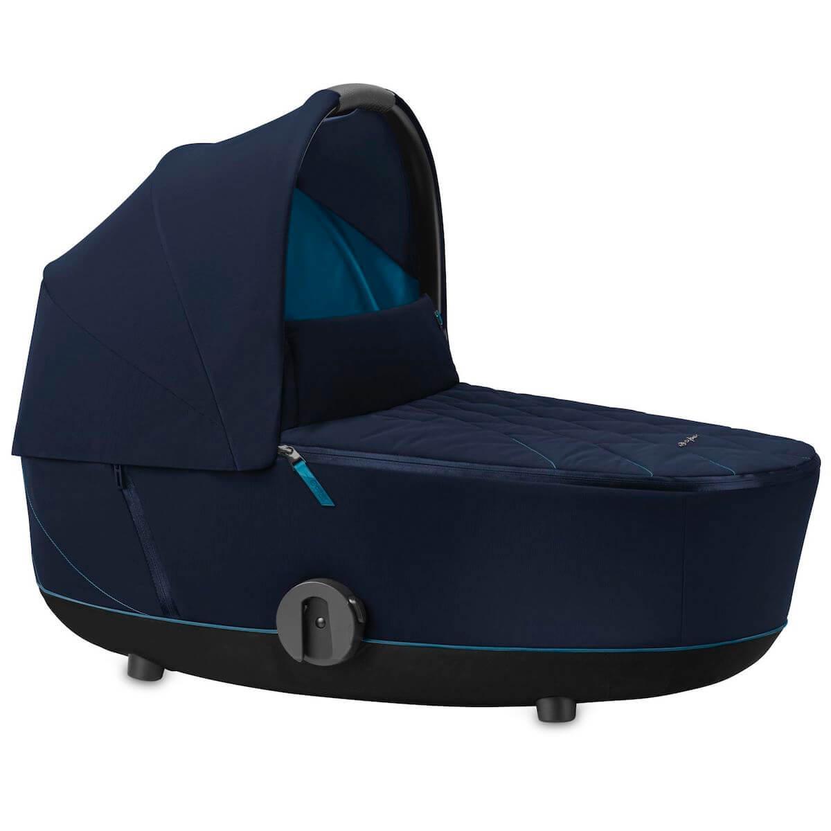 Capazo de luxe MIOS Cybex Nautical blue