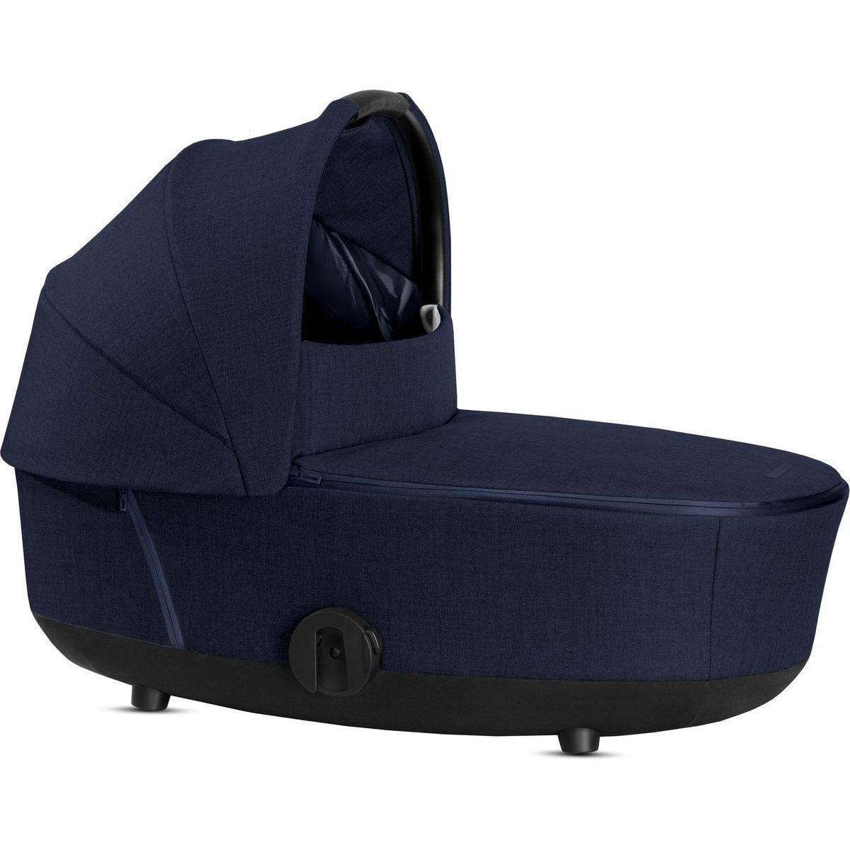 Capazo de luxe MIOS Cybex Plus Midnight Blue Plus-navy blue
